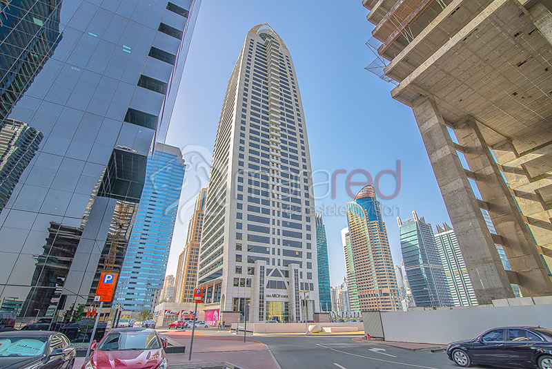 Studio|High  Floor|Lake Views|Dubai Arch