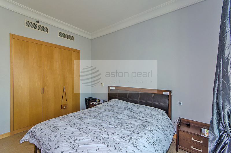 Sea View 3 BR+Maid's with Beach Facilities