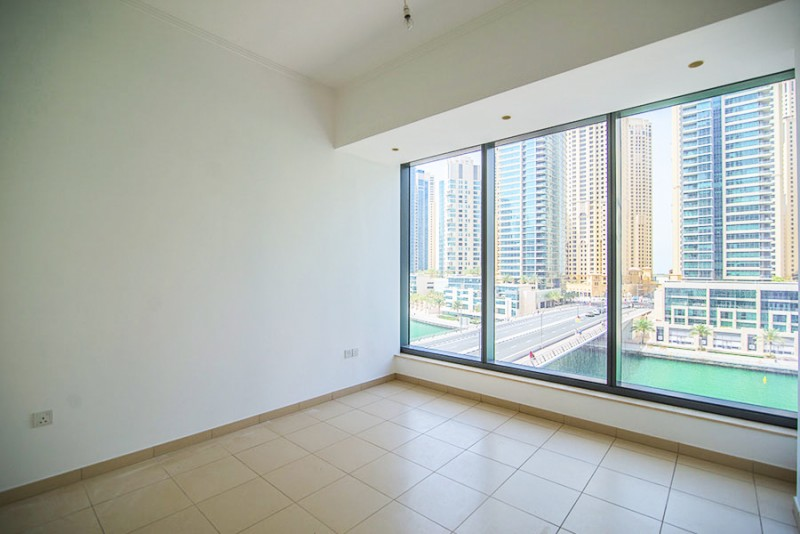Full Marina View, Low Floor 1BR, Great Location