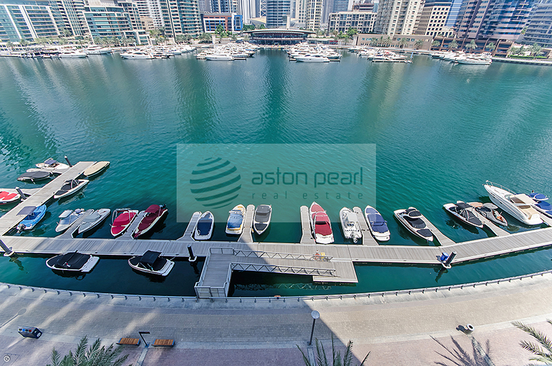 Best Layout | Full Marina View | Unfurnished