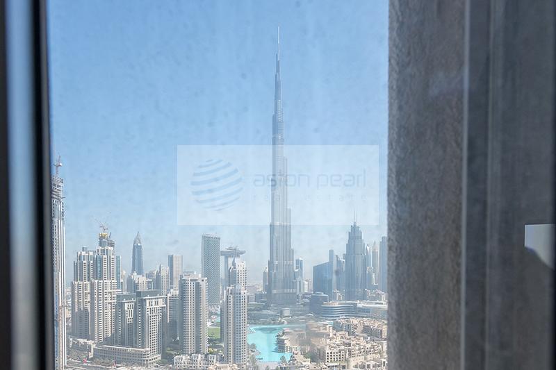 Amazing 2 Bedroom with Burj Khalifa View