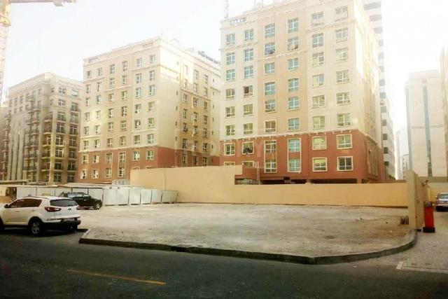 Land Mixed Use for Sale in Al Barsha 1 a non freehold area, G + 6 WITHh area 234