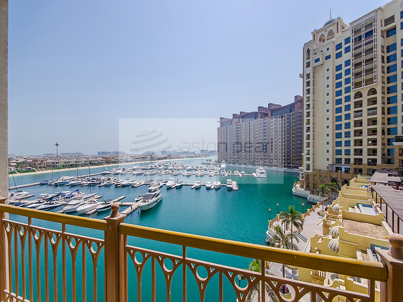 Amazing Marina View | 2BR + Maid | On Middle Floor