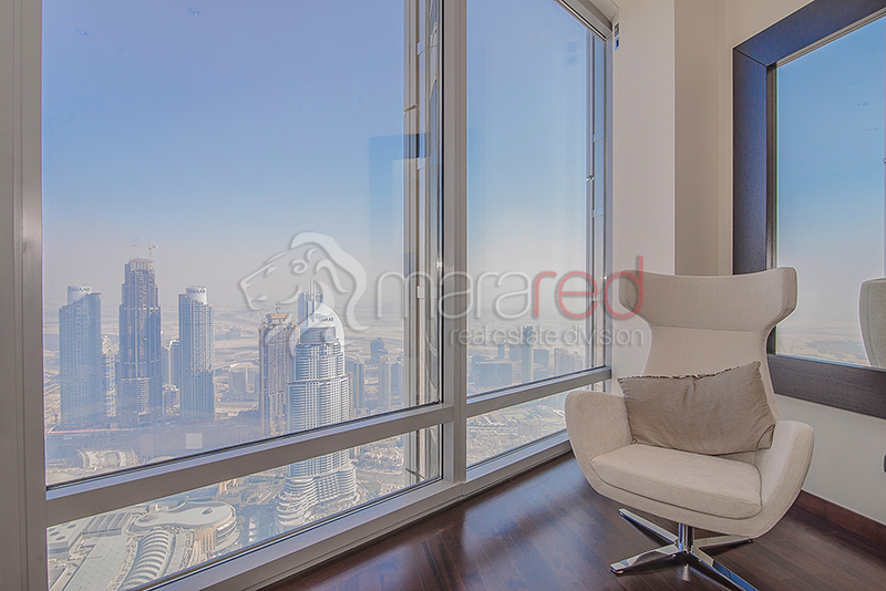 World Class 3 Bedroom|Burj Khalifa Tower