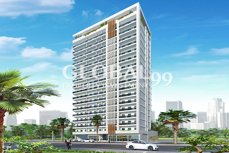 EXCLUSIVE Price for a Furnished 1BR | JVC