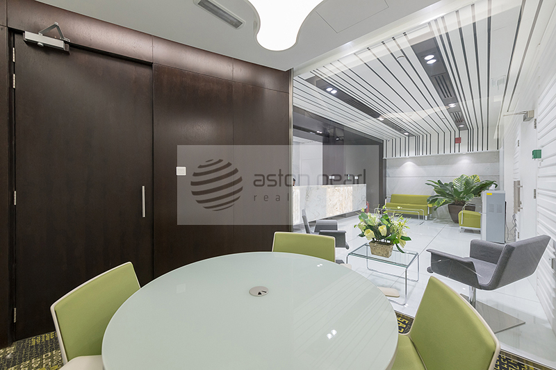 Luxury Fitted and Furnished New  Office