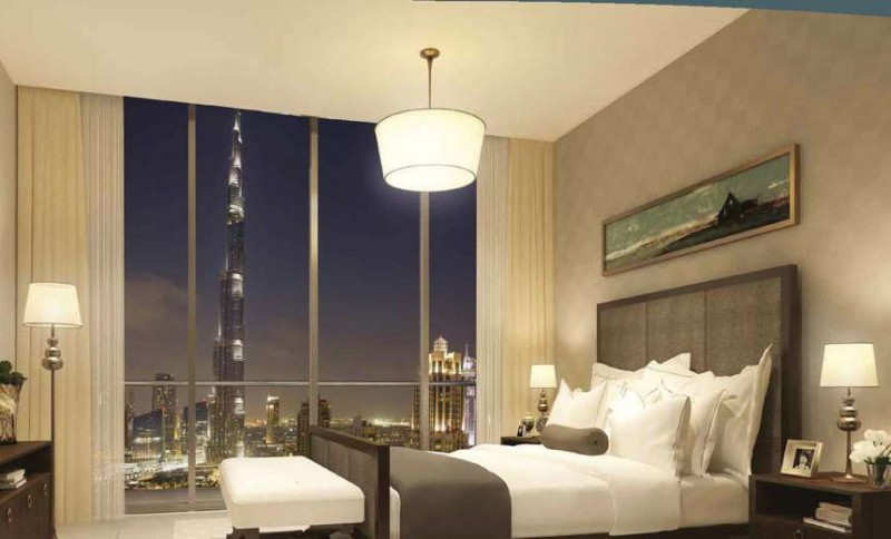 Burj and Fountain View|2Bed Higher floor