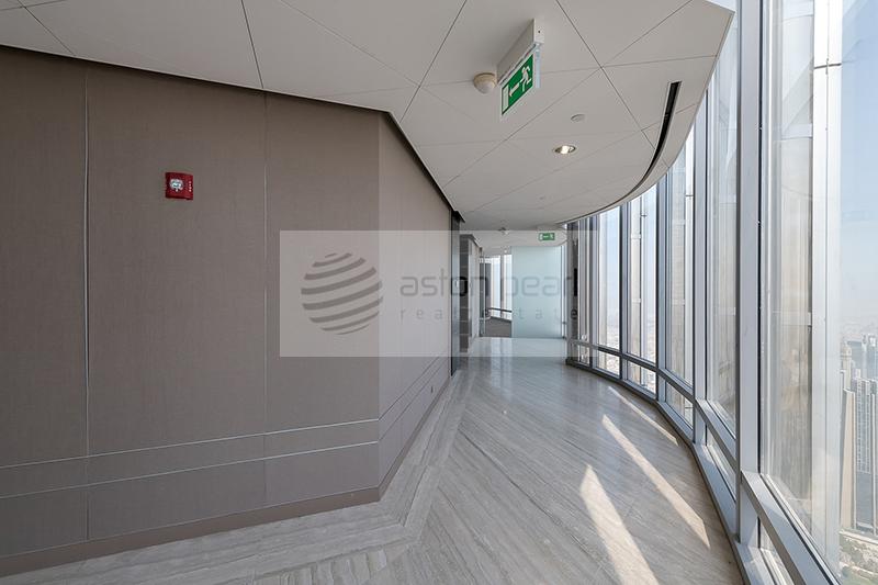 Full Floor Office in Burj Khalifa Corporate