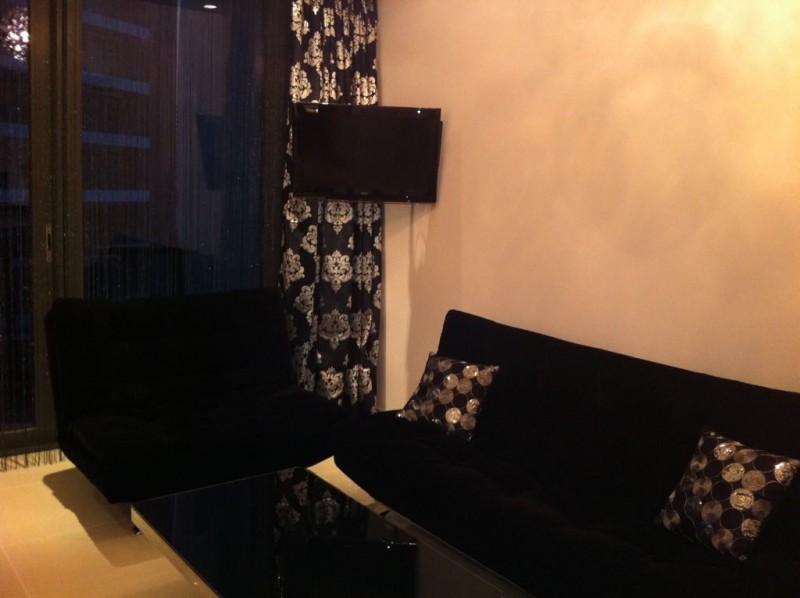 Furnished STUDIO w/ Balcony, Marina view
