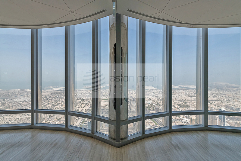 Full Floor FITTED Office in Burj Khalifa Corporate