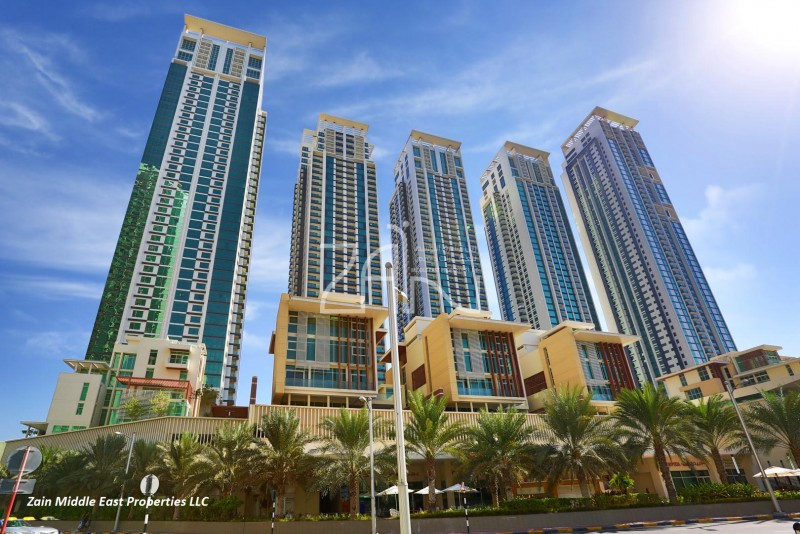 Hot Deal Full Sea View 1 BR with Balcony