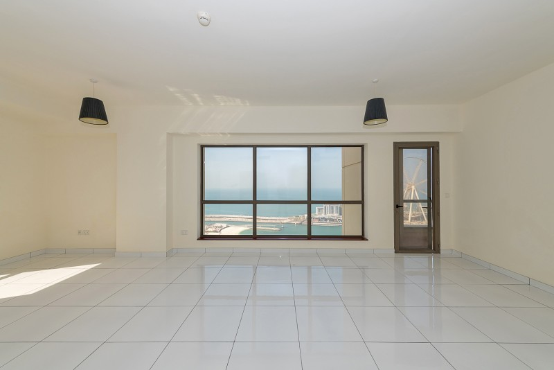 Half Floor | Largest 3BR | Full Sea View