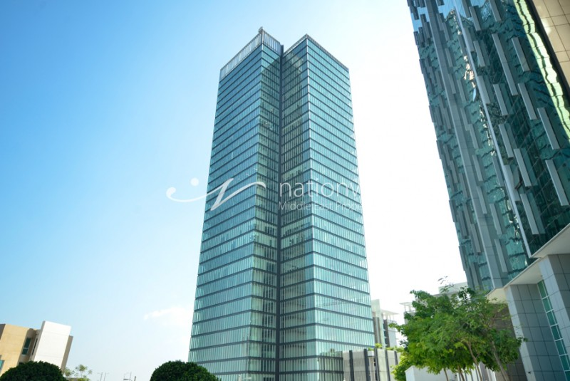 Shell and Core Office Space for Sale in Tamouh Tower