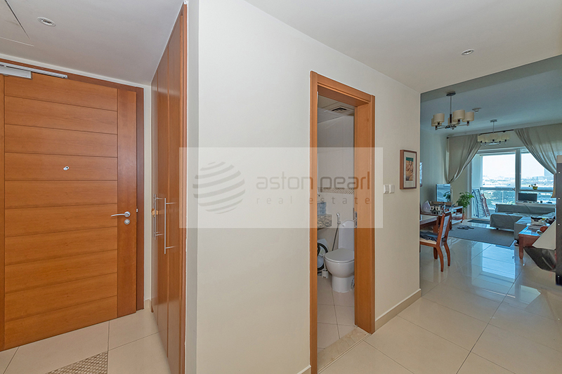 Best Deal ! | Furnished 1 Bed | Low Floor
