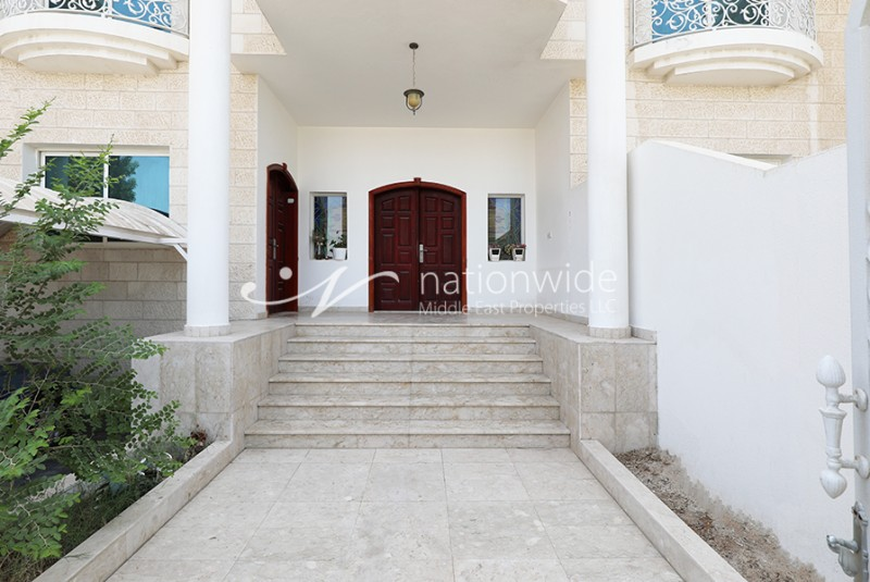 Superb 7 BR Villa with Quality Finishing