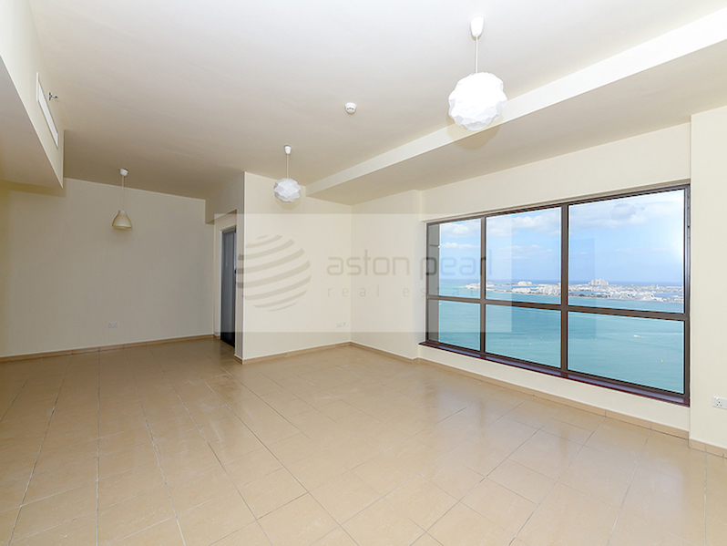 Astounding Sea View | 3BR+M | Superb Location