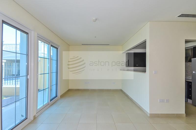 Corner Unit Nakheel Townhouse, Low Price