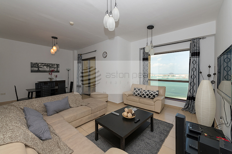 Full Sea View | 3 Bed + Maid's | RIMAL 6, JBR