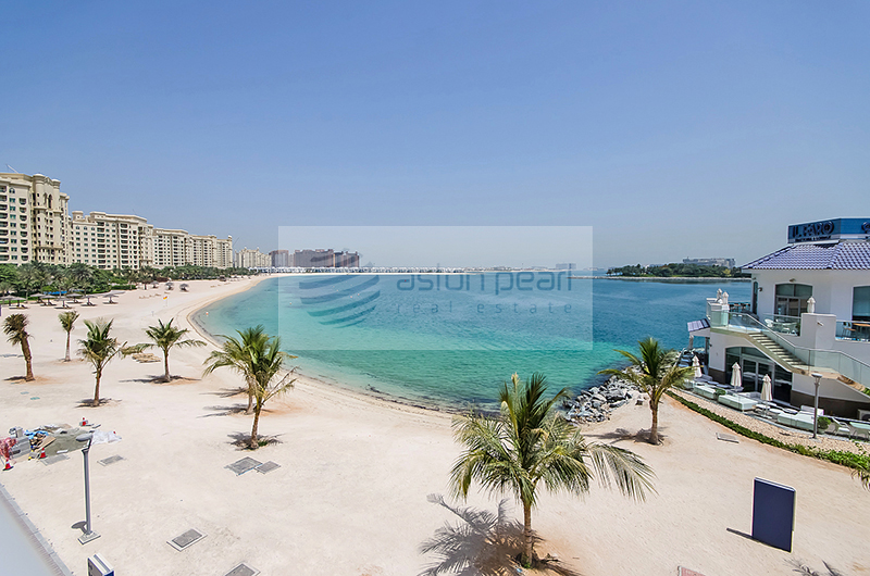 Full Sea View | 1BR, D Type | Vacant Now