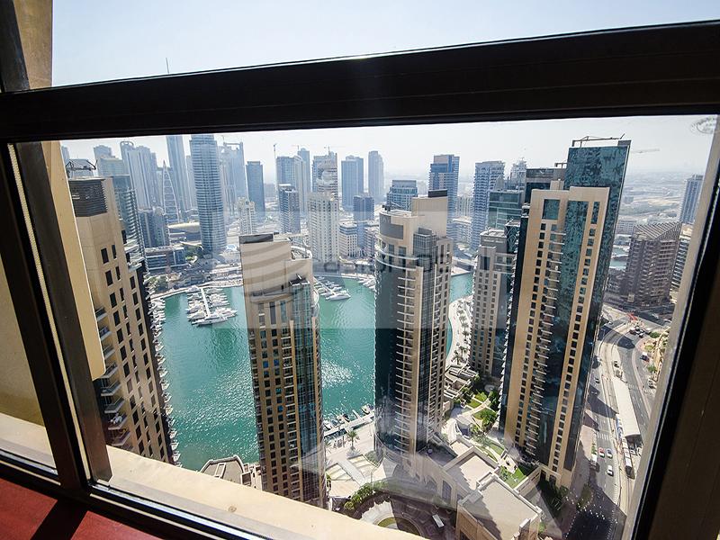 Sea and Marina View | 3 BR + Maid's | RIMAL 5