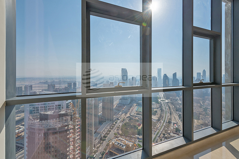 Full Floor Size | 4 BR + M | The 118 Tower