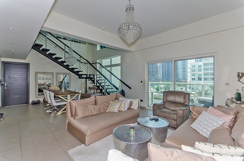 3 BR + Maids with Pool and Large Terrace