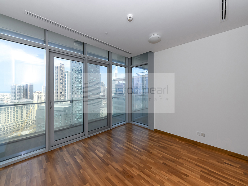 Vacant 2 Bedroom with Balcony, DIFC View