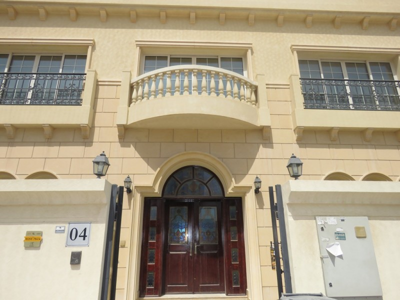 Modern and Independent Villa in Al Barsha 1