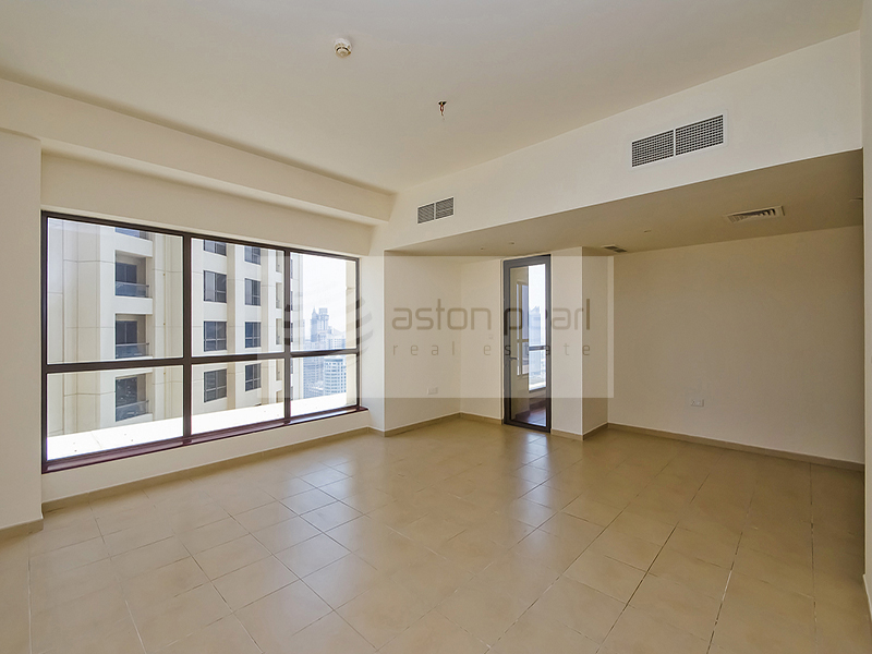 Perfectly Located 2 BR | Marina View | Exclusive