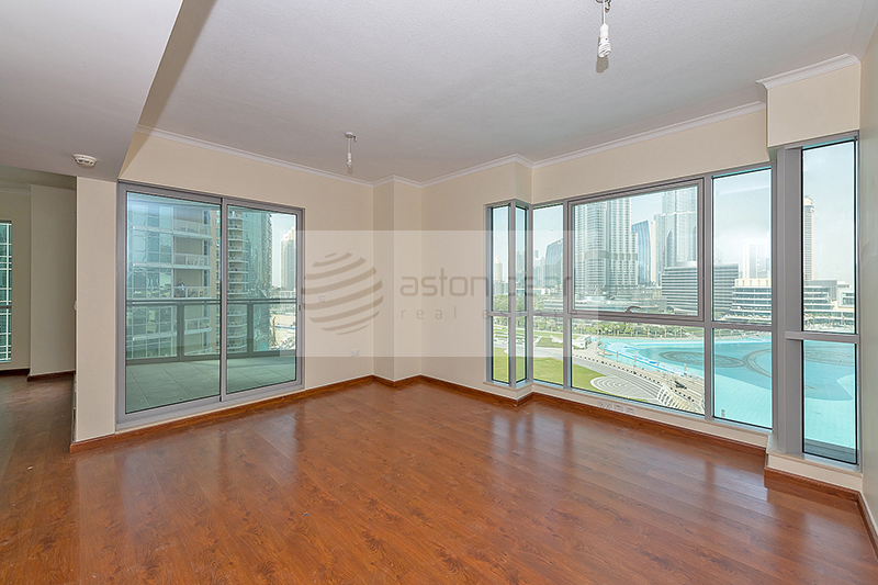 Amazing Burj and Fountain Views |3BR + M