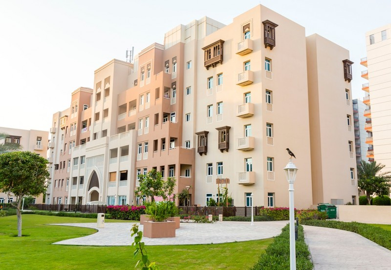 4 Cheques for 3-Bedroom with Maids in Masakin-Al Furjan