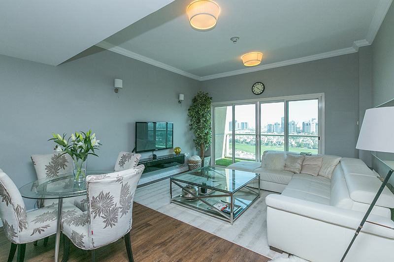 7.5% ROI | End User | 1BR with Stunning Views