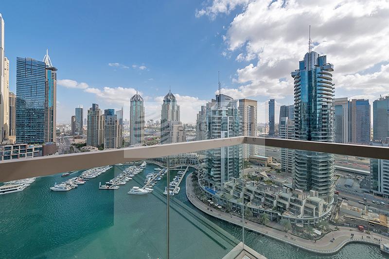 Panoramic Marina View | 3BR | On High Floor