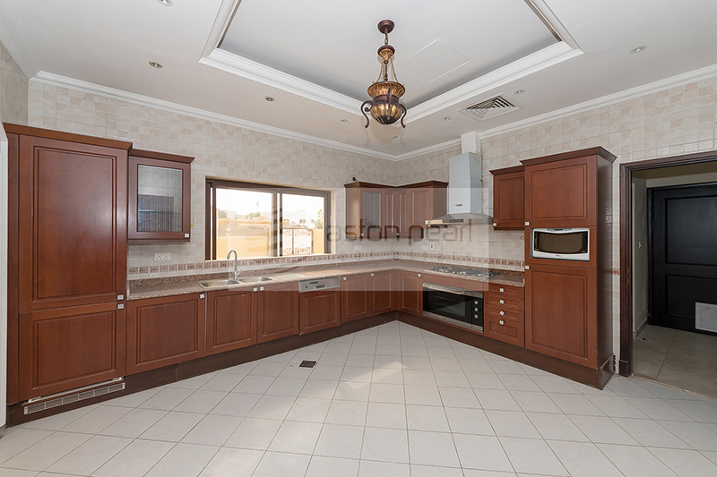 A Modern Huge 5 Beds+M+Dr | Private Pool