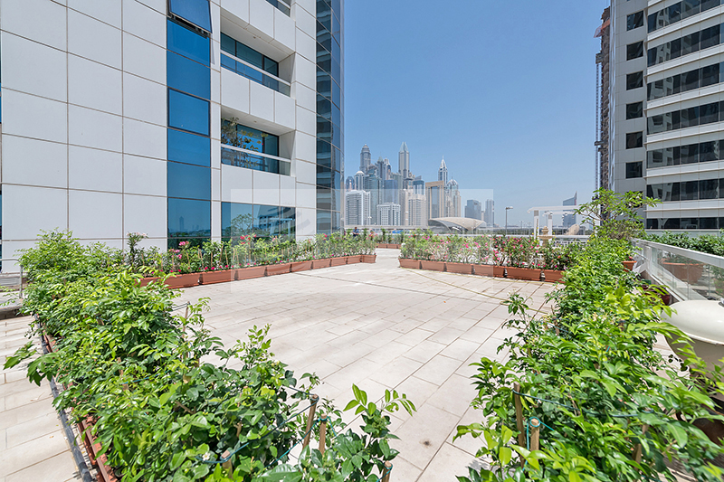 *3BR Apartment with Huge Terrace in JLT*