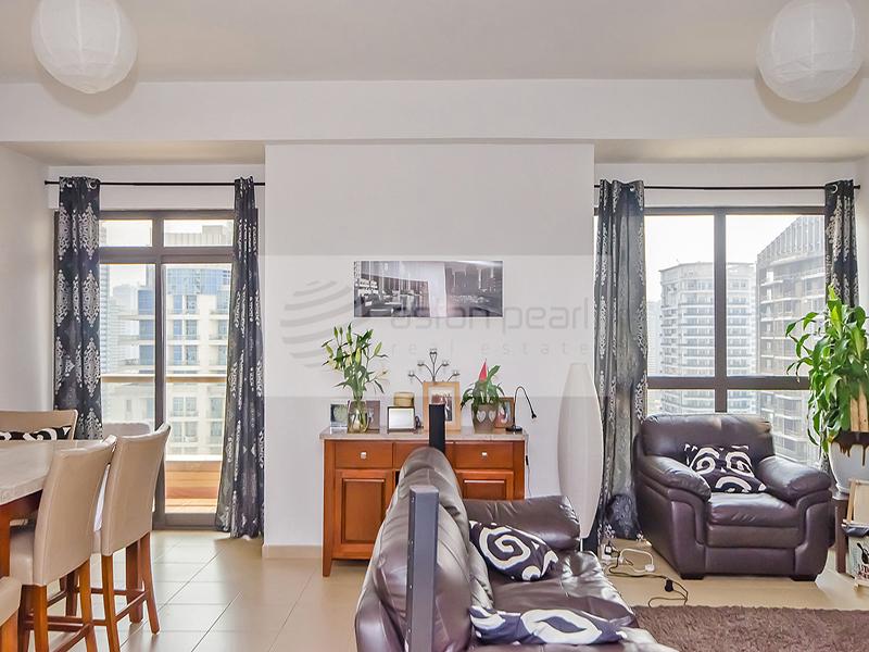 Huge 2 Bed + Study | Stunning Full Marina View
