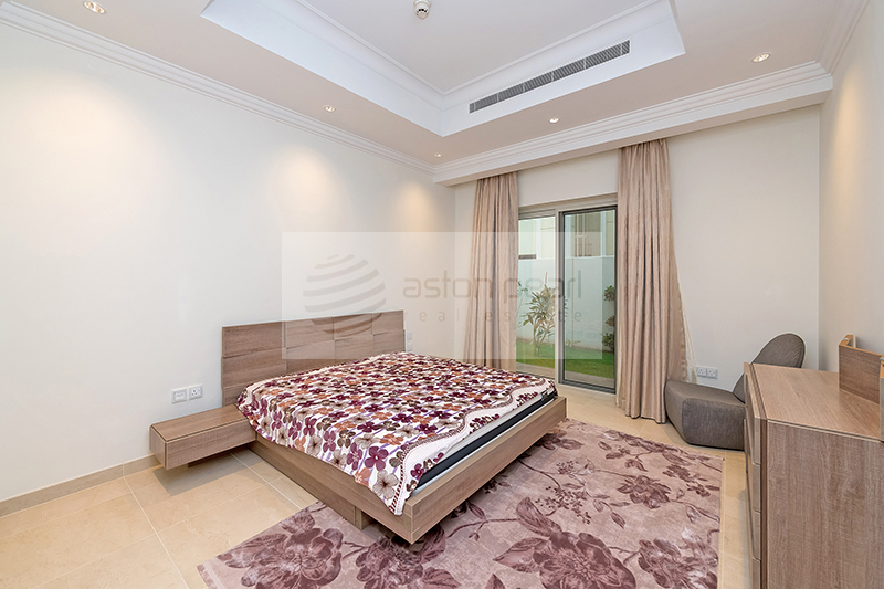 Beautifully Furnished | Huge | 4BR + Maids + Study