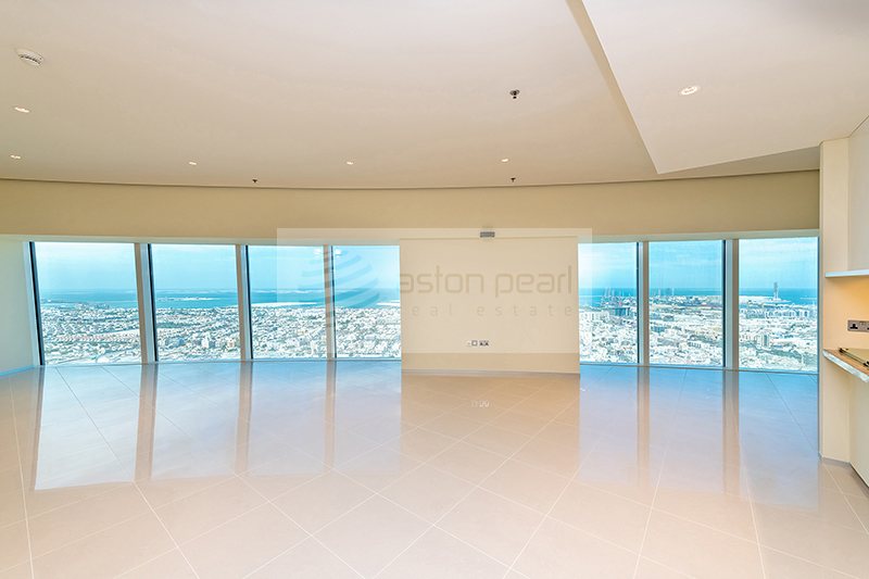 Sea View | 2BR | One Month Free | Park Place