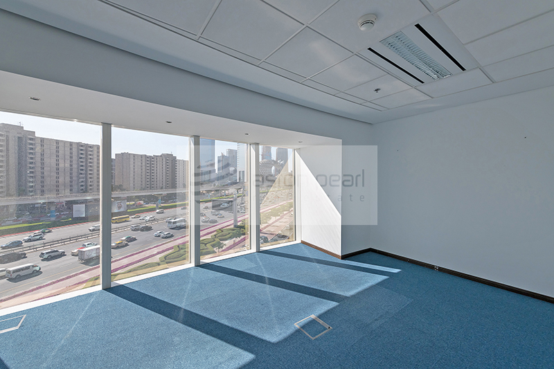 Office for rent in Dubai, Sheikh Zayed Road
