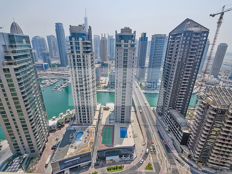 Full Marina View | Spacious 2 BR+Study | Exclusive
