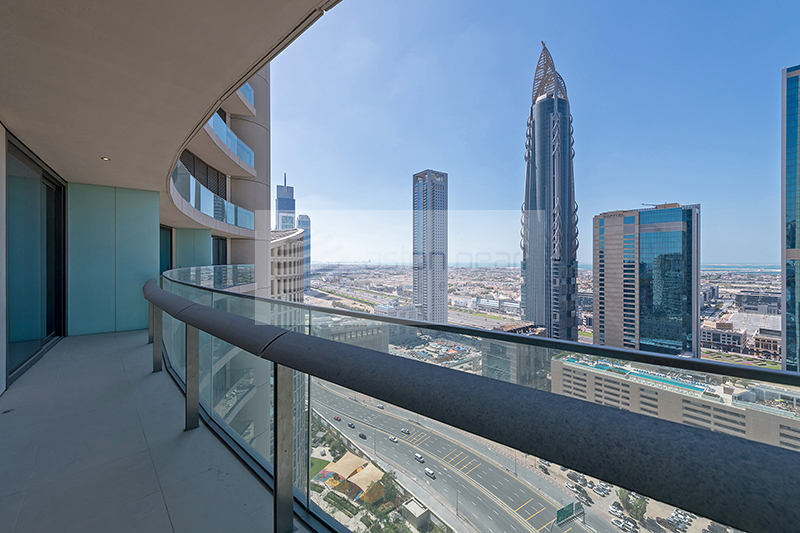 Brand New | Ready 1BR | Full Sea View | Burj Vista