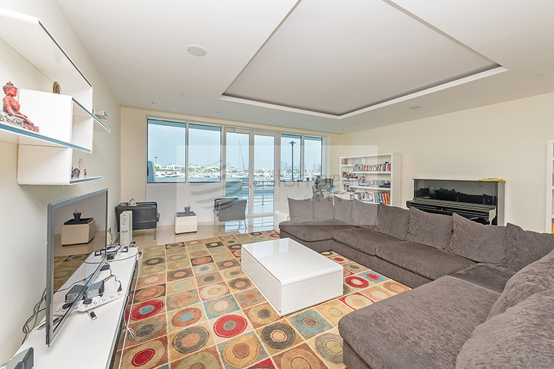 2 BR + Maid | Oceana Apartment with Stunning Views
