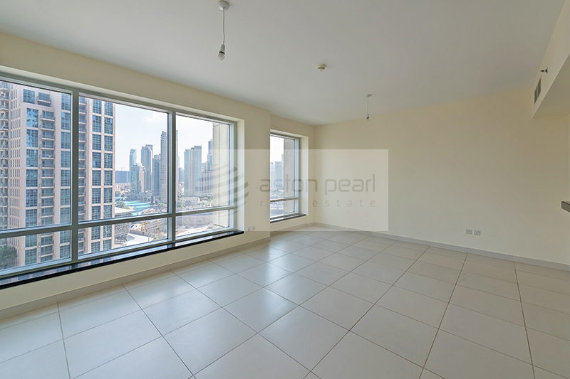Vacant, Ready 2BR with Burj Khalifa View
