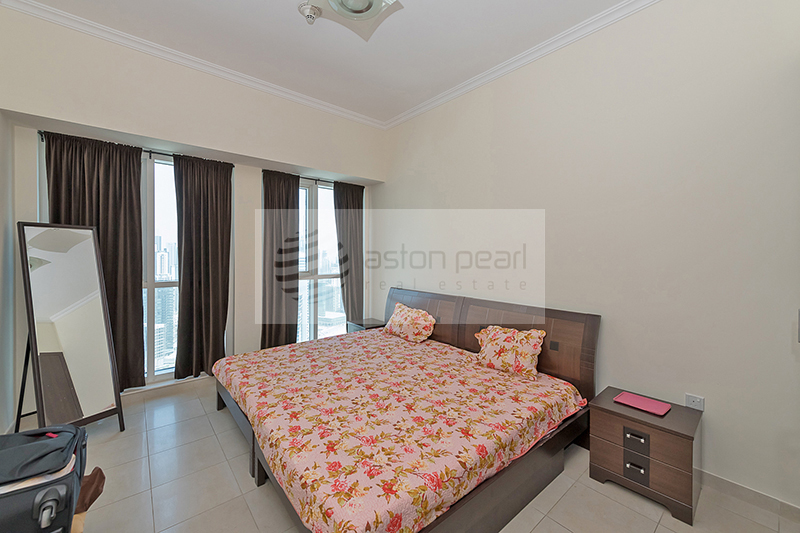 Fully Furnished 2BR+M | Canal/Burj Views