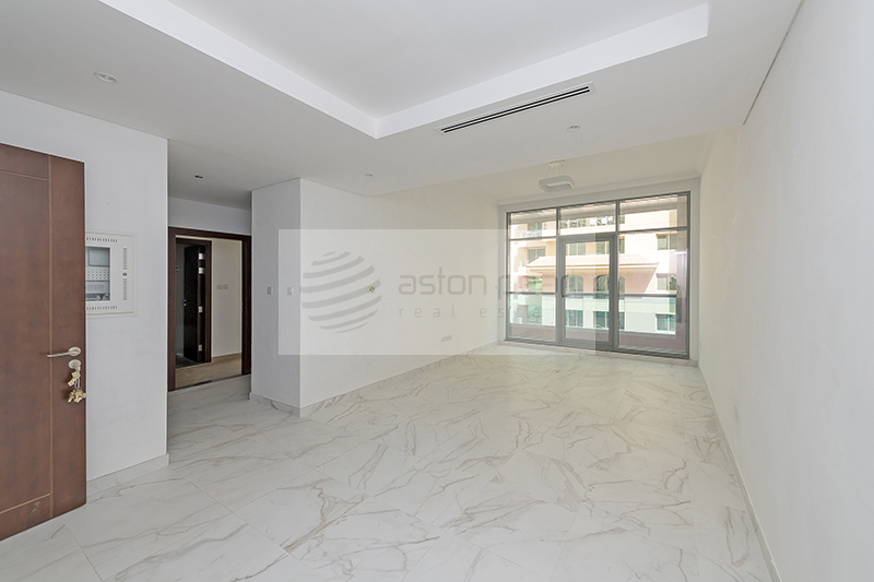 Spacious,  Brand New with Closed Kitchen