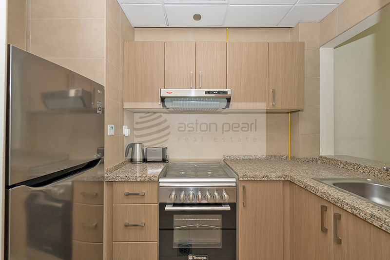 Furnished 1BR Apartment with Business Bay view