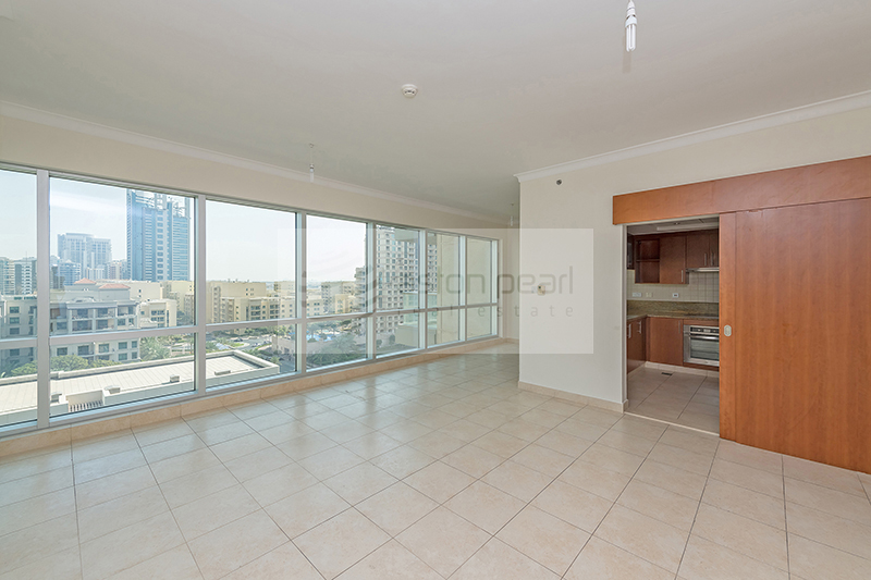 Unfurnished 2B+Study Community Pool View