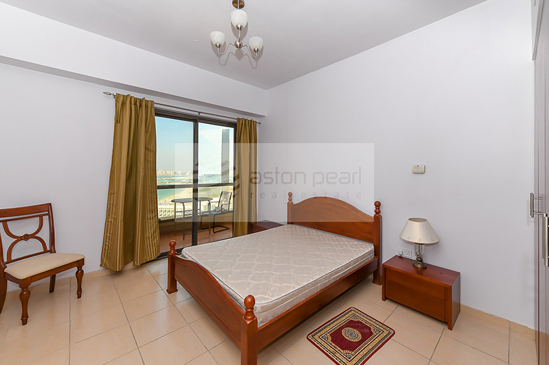 Panoramic Sea View | 2BR | Vacant, Ready