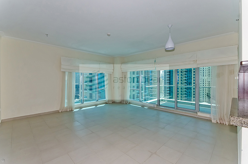 Well Maintained 2BR, Marina View, Vacant Now