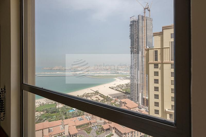 Sea View | Furnished 1 BR | Sadaf 7, JBR
